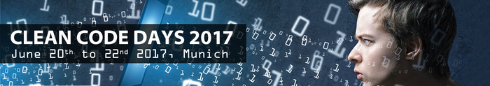 Clean Code Days 2017 in Munich